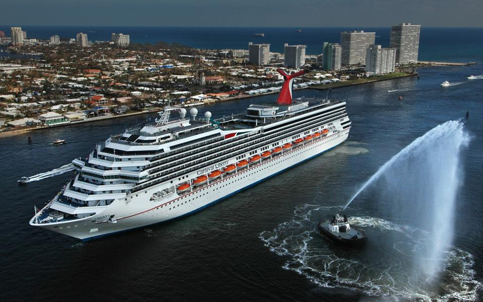 Ο ΟΛΠ συμφώνησε με την Carnival Cruise να χρησιμοποιήσει αυτή φέτος τον Πειραιά ως λιμάνι αφετηρίας για το νεότευκτο πλοίο της «Carnival Vista», μήκους 336 μέτρων και δυναμικότητας 5.300 επιβατών.
