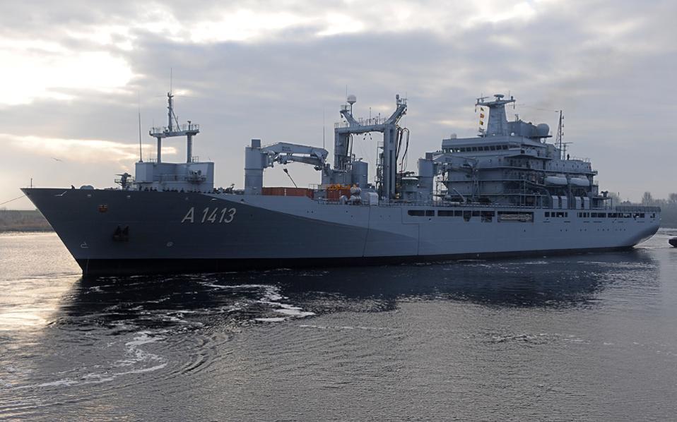 H Αγκυρα φτάνει στο σημείο να ζητάει από τους ιθύνοντες για τον σχεδιασμό της επιχείρησης στο ΝΑΤΟ, αντί για τα ονόματα των νησιών, να χρησιμοποιούνται γράμματα ή και αριθμοί.