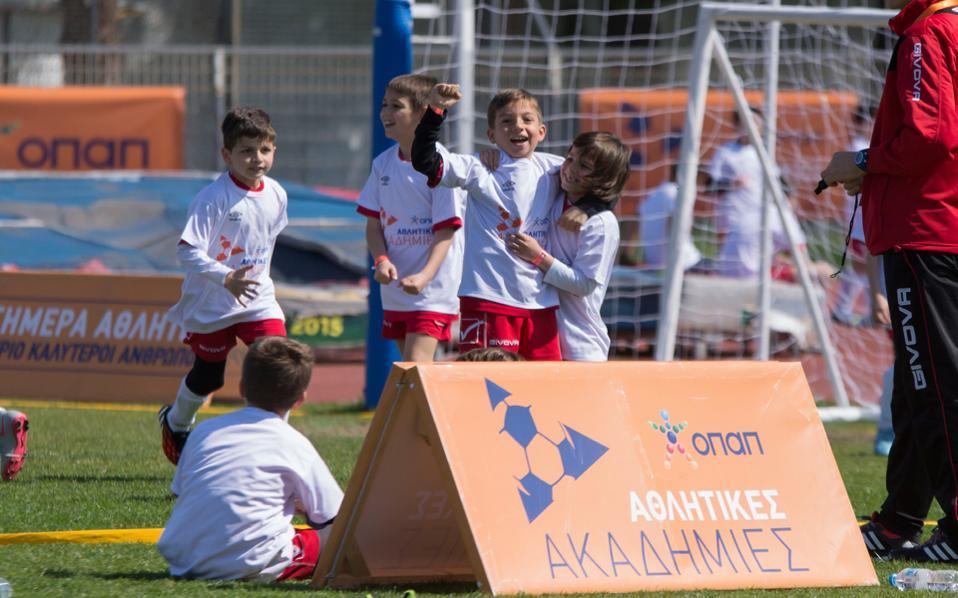 Φεστιβάλ Αθλητικών Ακαδημιών ΟΠΑΠ. ×. photo-3 3 · ok ... 7eece929d4c