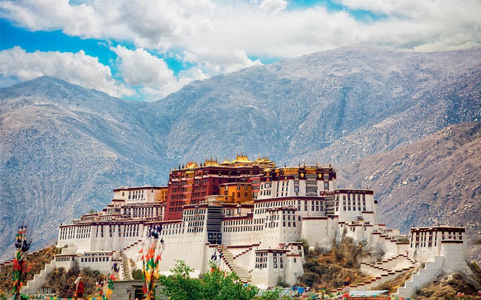 Το ψηλότερο χιονοδρομικό κέντρο στο Θιβέτ