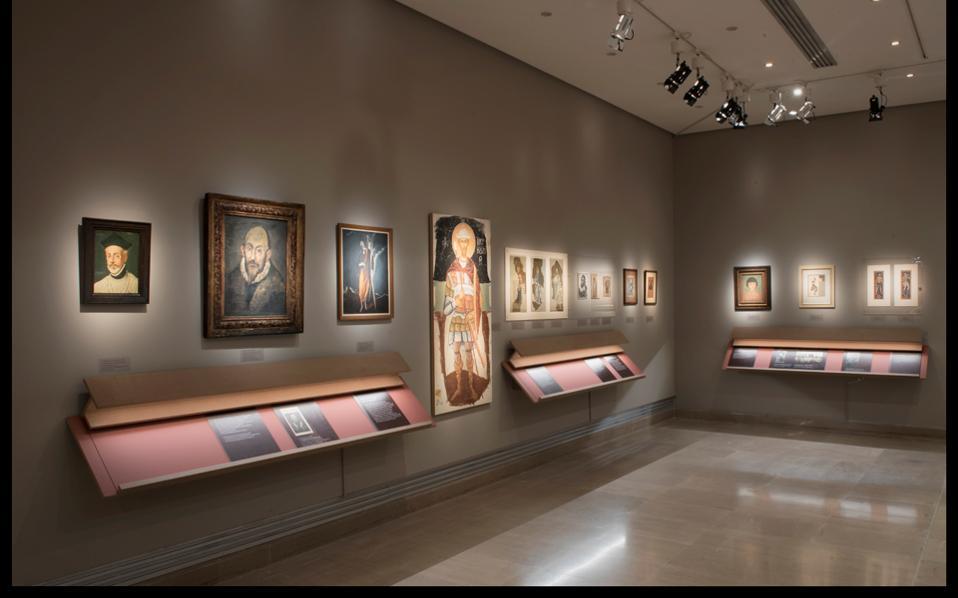 Οι ξεναγήσεις στην έκθεση «Φωτίου Κόντογλου Κυδωνιέως. Φαντασία και χειρ» είναι από τις επιτυχημένες δράσεις του μουσείου. Προγραμματίζονται στις 30/3, 6, 13, 20, 27/4.
