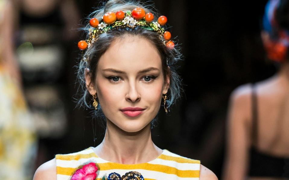 Dolce&Gabbana Άνοιξη/Καλοκαίρι 2016