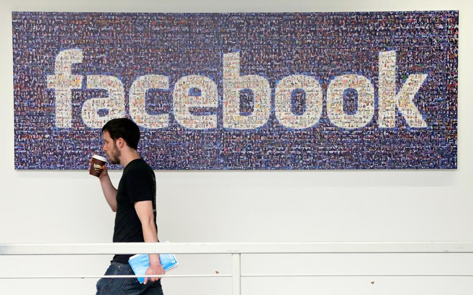 Σύμφωνα με το Gizmodo, το Facebook δεν περιλαμβάνει άρθρα συντηρητικού περιεχομένου.