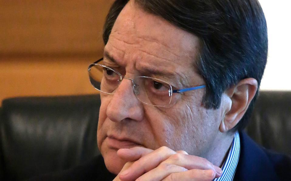 Ο κ. Αναστασιάδης θα χρειαστεί να φροντίσει για την τήρηση των ισορροπιών.
