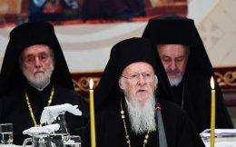 «Στην Ορθοδοξία δεν έχουμε Πάπα», επανέλαβε ο κ.κ. Βαρθολομαίος, δήλωση που εξελήφθη ως βολή κατά του κ. Κυρίλλου.