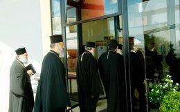 Συνεχίστηκαν χθες οι εργασίες της Πανορθοδόξου Συνόδου στην Κρήτη.