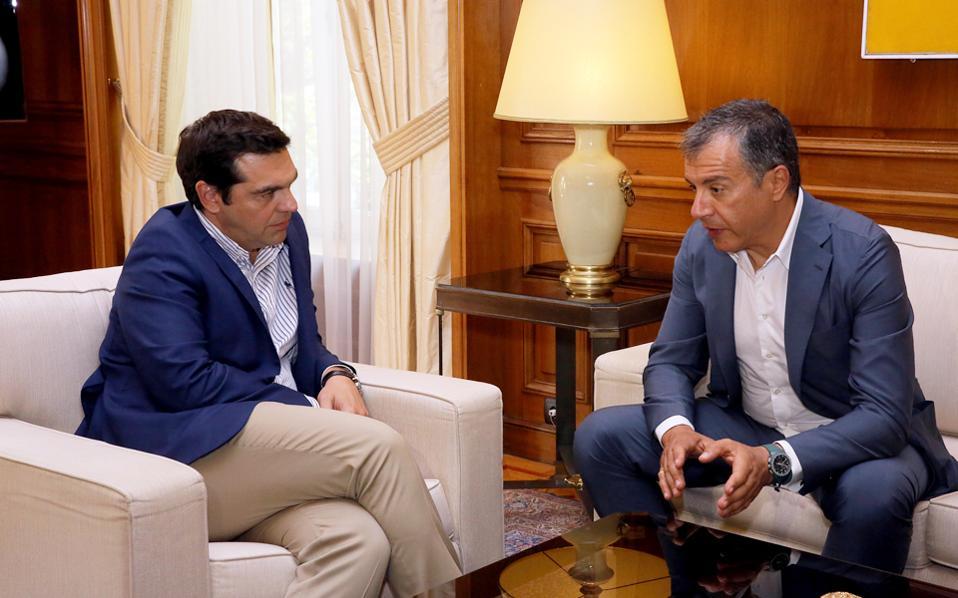 Ο κ. Θεοδωράκης κατέληξε στο ότι η τελική πρόταση του κ. Τσίπρα θα είναι η πλήρης κατάργηση του μπόνους.