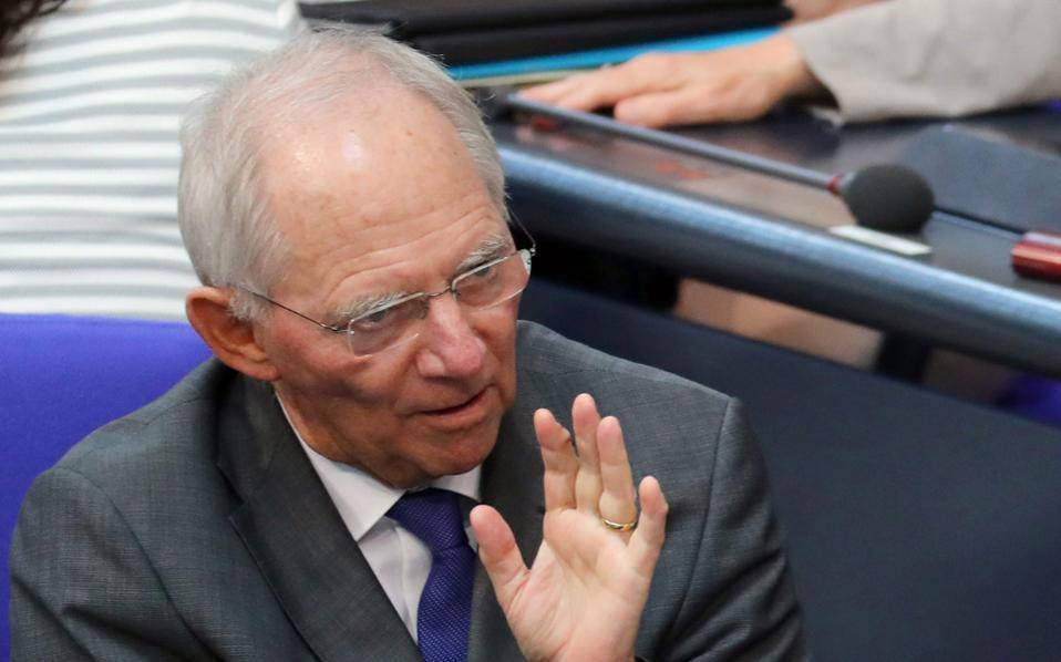 Ο Γερμανός υπουργός Οικονομικών έχει καταρτίσει σχέδιο μεταρρυθμίσεων για τη μετά το Brexit Ευρωπαϊκή Ενωση.
