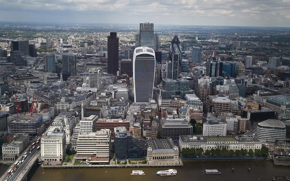 Το Σίτι του Λονδίνου θα αποτελεί πλέον υπεράκτιο χρηματοπιστωτικό κέντρο για την Ευρώπη.