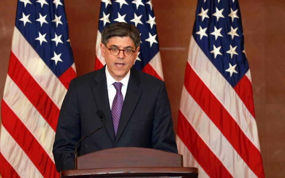 Στη σύνοδο του G20, που πραγματοποιήθηκε το Σαββατοκύριακο στην Κίνα, υπήρξε ευρεία συμφωνία ότι η παγκόσμια οικονομία χρειάζεται υψηλότερο ρυθμό ανάπτυξης, όπως είπε ο υπ. Οικονομικών των ΗΠΑ Τζακ Λιου.