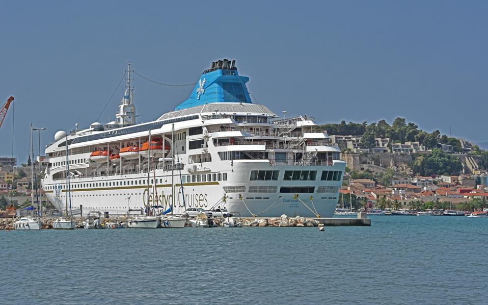 Εταιρείες κρουαζιερόπλοιων επέλεξαν ελληνικά λιμάνια αντί τουρκικών.