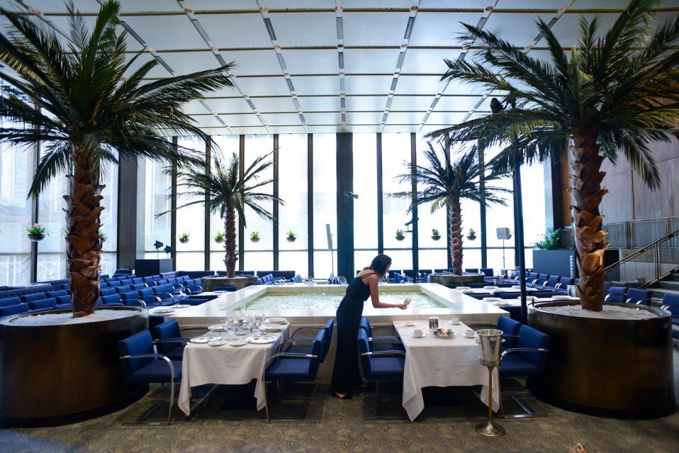 Το πολυτελέστατο εστιατόριο Four Seasons έκλεισε τις πόρτες του στις αρχές του τρέχοντος μηνός.