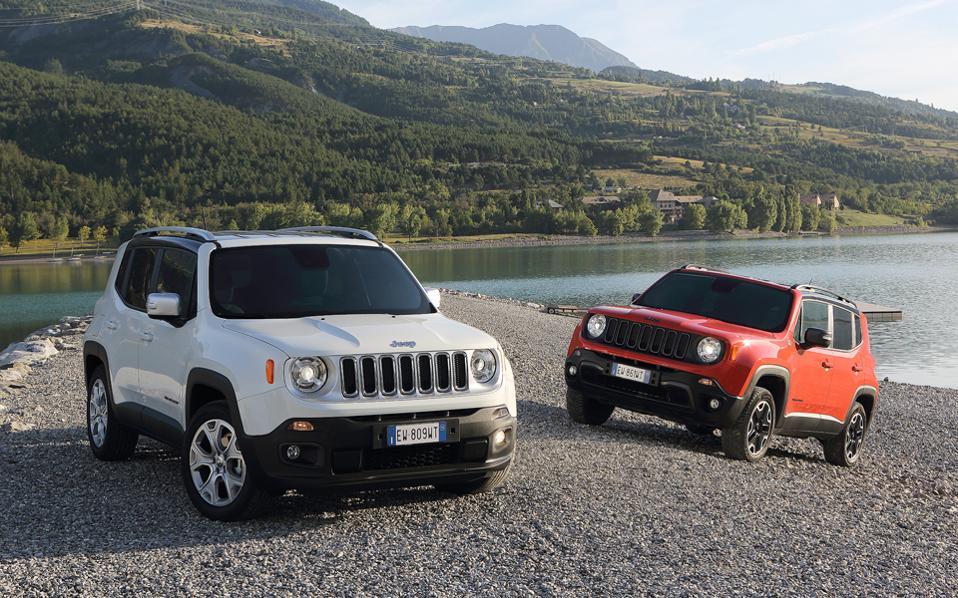 Το πιο περιπετειώδες Jeep Renegade, που συνδυάζει την κληρονομιά της Jeep με τη μοντέρνα αισθητική, απέσπασε και το βραβείο «Αυτοκίνητο της Χρονιάς 2016» για την Ελλάδα.