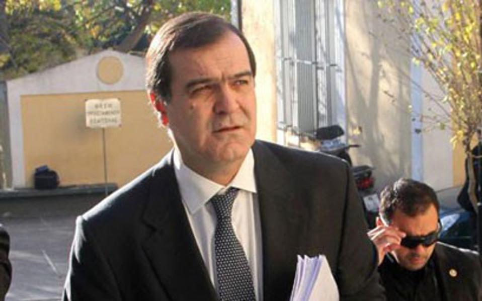 Βγενόπουλος: «Δεν έχω καμία σχέση με την υπόθεση που καταχωρήθηκε στην Κύπρο»