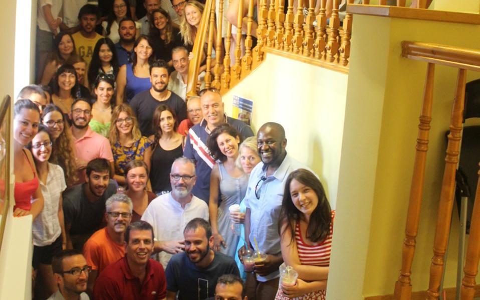 Μεταπτυχιακοί φοιτητές και καθηγητές μετείχαν και φέτος στη Διεθνή Θερινή Ακαδημία, που οργανώνεται από το 2002.
