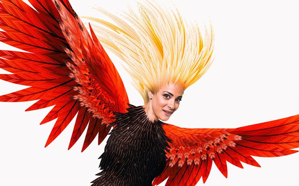 Η φωνή της Νατάσσας Μποφίλιου θα συνοδεύσει τους «Ορνιθες» και τη μουσική που έγραψε ο Αγγελος Τριανταφύλλου.