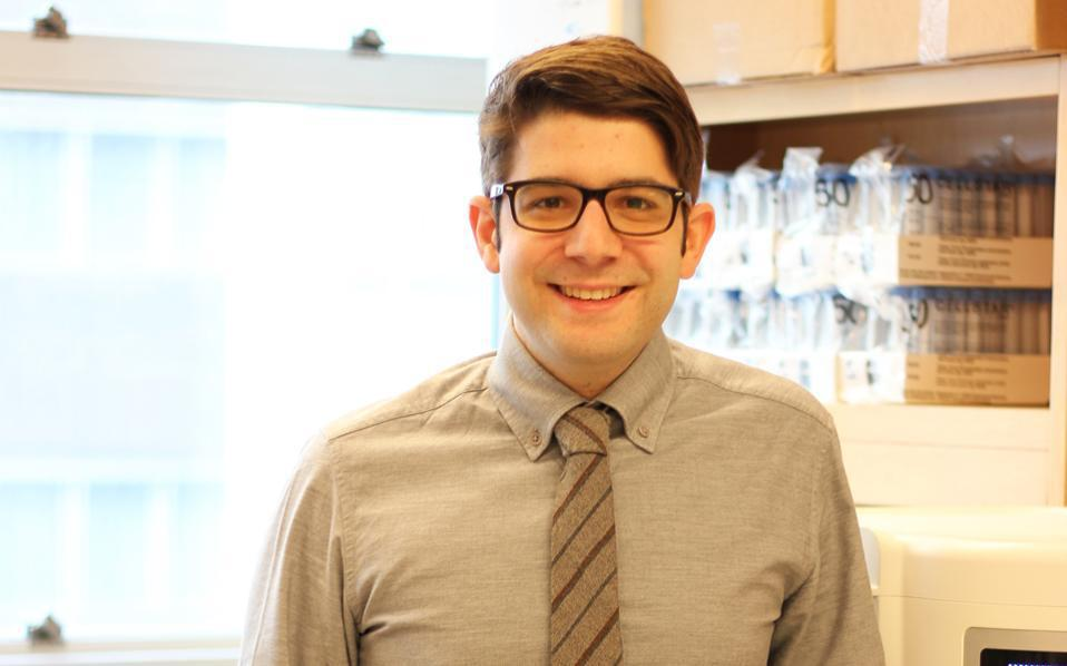 Η πρωτοποριακή έρευνα του 33χρονου Ελληνα επιστήμονα ξεκίνησε στο ΜΙΤ και συνεχίζεται στην Ιατρική Σχολή του NYU.