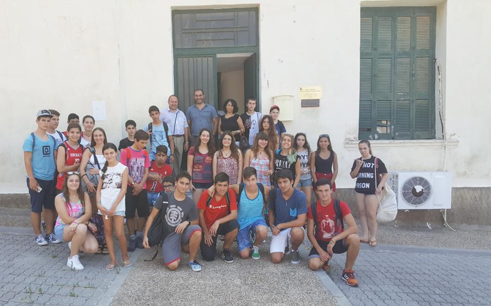 Στο θερινό σχολείο, το οποίο πραγματοποιήθηκε για 3η συνεχή χρονιά, οι μαθητές ασχολήθηκαν με θέματα προχωρημένης Φυσικής. Το πρόγραμμα αποτελεί προθάλαμο για διεθνείς διακρίσεις.