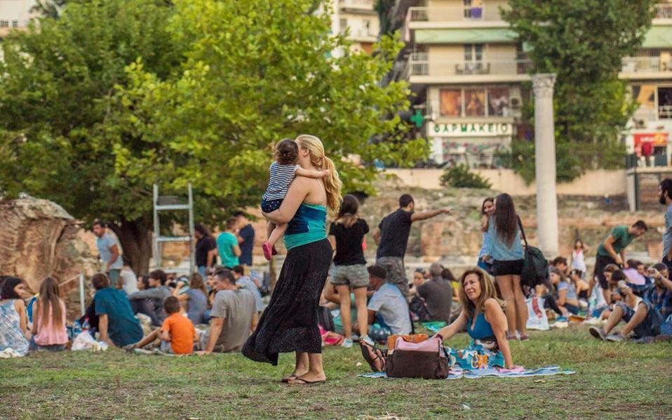 Για πέμπτη χρονιά φέτος διοργανώνεται το τετραήμερο «Πικ Νικ Urban Festival» στη Θεσσαλονίκη.
