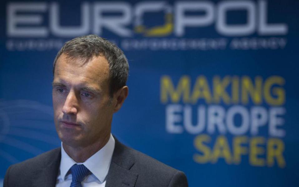 O επικεφαλής της Europol, Ρομπ Γουέινραϊτ.