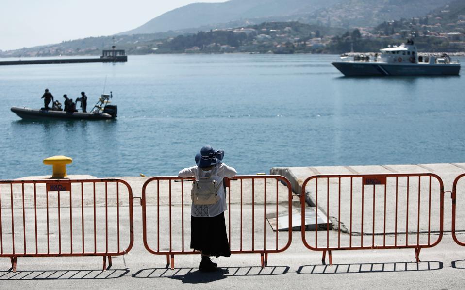 Μειωμένες κατά 22% ήταν τον Ιούλιο οι αφίξεις Τούρκων τουριστών στο λιμάνι της Μυτιλήνης.