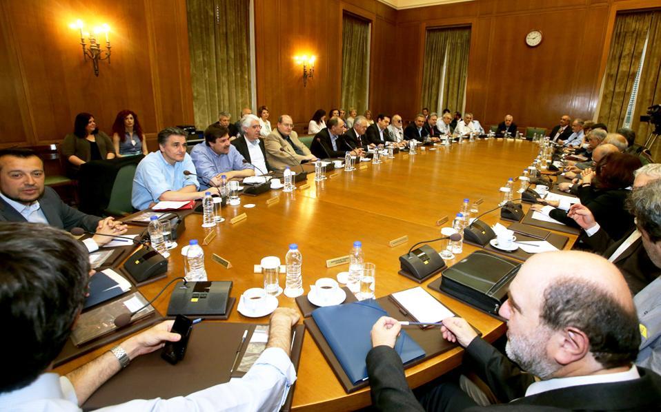 Εντός των επόμενων ημερών θα ορισθεί η συνεδρίαση του υπουργικού συμβουλίου.