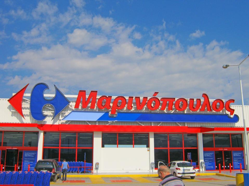 Η συμφωνία προβλέπει «κούρεμα» κατά 50% για τις απαιτήσεις άνω των 100.000 ευρώ που έχουν οι προμηθευτές του Μαρινόπουλου.