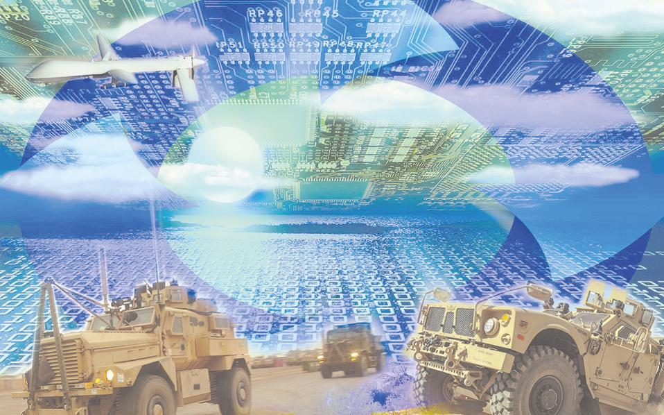 Το μέλλον στους πολέμους είναι ηλεκτρονικό. Η ικανότητα ηλεκτρονικού πολέμου από τις Ενοπλες Δυνάμεις μας θα είναι ένας κρίσιμος παράγοντας επιβίωσης των μέσων μας στο περιβάλλον του σύγχρονου πολέμου και σημαντική προβολή ισχύος έναντι των αντίστοιχων μέσων του αντιπάλου.