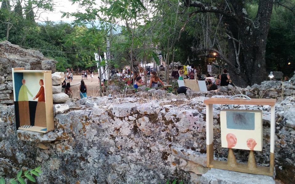 Saristra Festival. Ενα πραγματικά εναλλακτικό φεστιβάλ στην Κεφαλονιά.