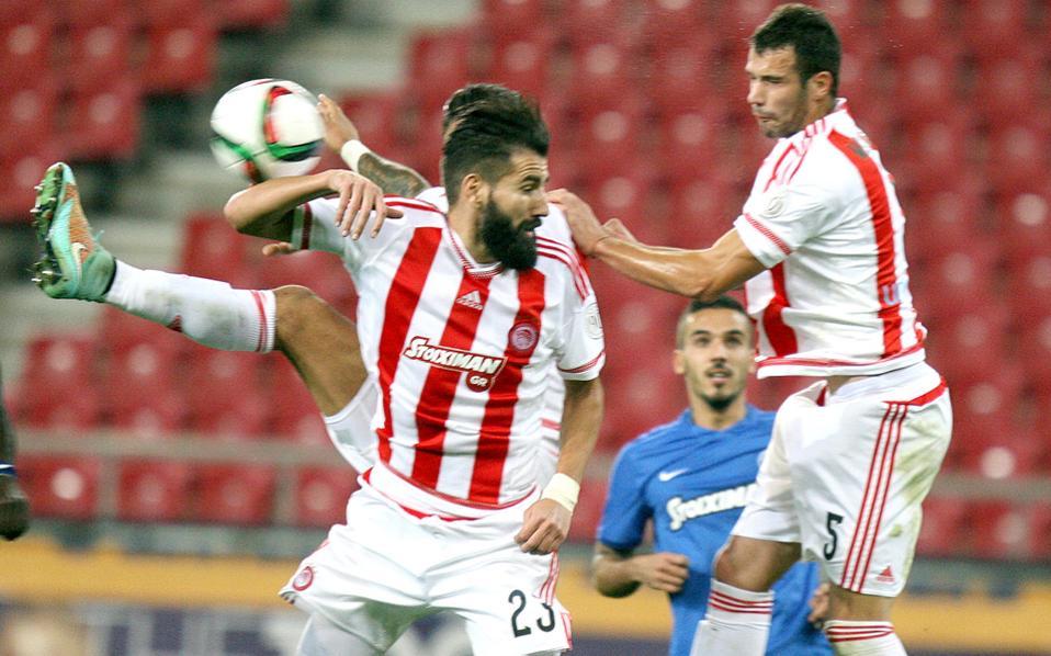 Σιόβας  (αριστ.) και Μιλιβόγεβιτς αναζητούν τη νέα ομάδα τους.