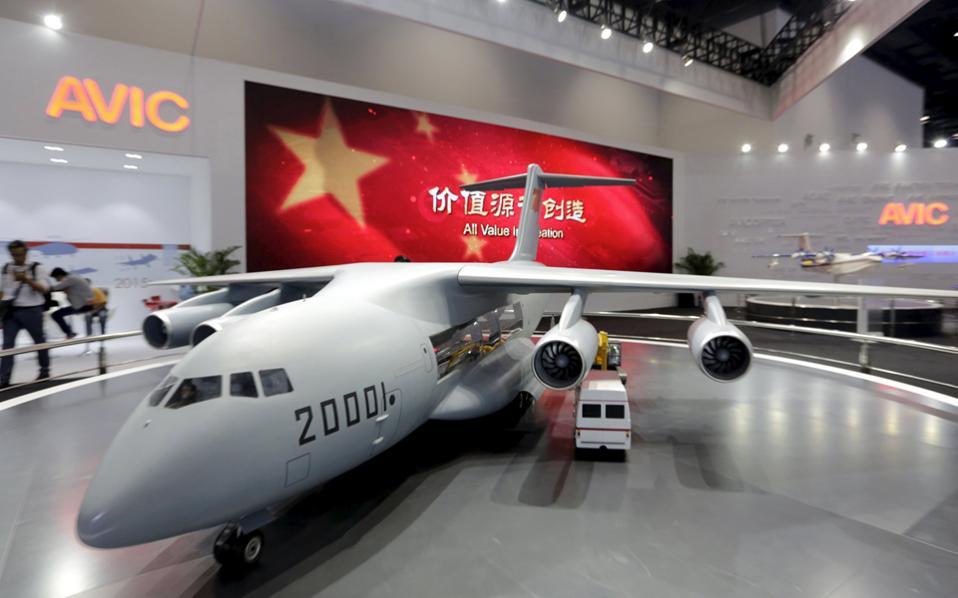 Επενδυτές στην Aero-Engine Group of China είναι το κράτος, η Βιομηχανία Αεροπορίας (AVIC), που παράγει στρατιωτικά αεροσκάφη και ελικόπτερα και η Ομοσπονδία Βιομηχανιών Εμπορικών Αεροσκαφών (Comac) που κατασκευάζει επιβατικά αεροσκάφη.