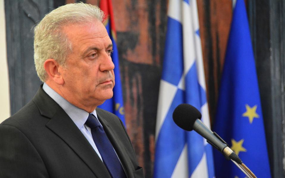 Ο κ. Αβραμόπουλος θα έχει επαφές με αξιωματούχους της τουρκικής κυβέρνησης.
