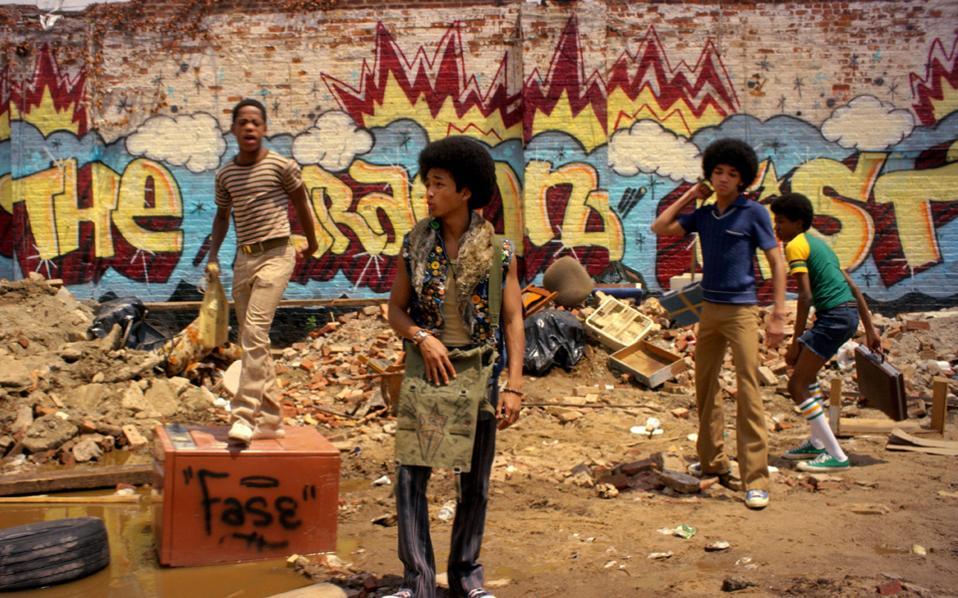Το «The Get Down» παρακολουθεί εφήβους της δεκαετίας του '70.