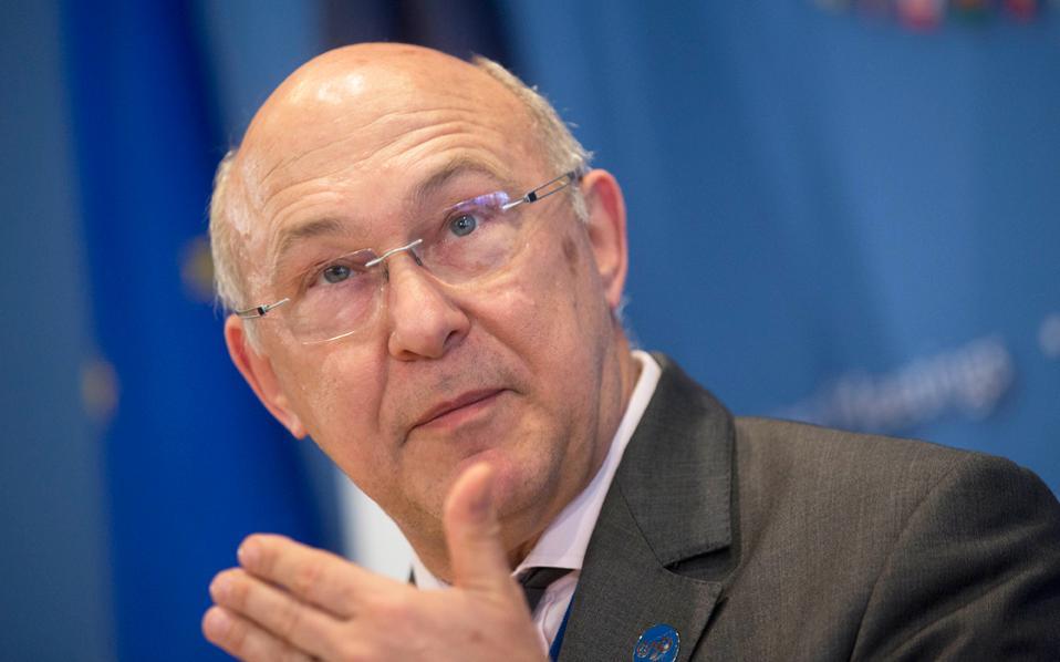Ο υπουργός Οικονομικών της Γαλλίας Μισέλ Σαπέν υπενθύμισε το σκάνδαλο των Panama Papers, για να υπογραμμίσει πως στο μέλλον «δεν θα υπάρχουν πλέον μονοπώλια και νομικοί οργανισμοί που θα επιτρέπουν την απόκρυψη των ιδιοκτητών ή των δικαιούχων περιουσιακών στοιχείων».