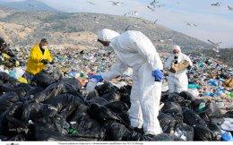 Εκτιμάται ότι κάθε έτος παράγονται περίπου 272.000 τόνοι βιομηχανικών αποβλήτων. Το κράτος δεν γνωρίζει πού καταλήγει το 33%, ενώ ένα σημαντικό ποσοστό (17%) αποθηκεύεται σε πίσω αυλές, άγνωστο για πόσο.