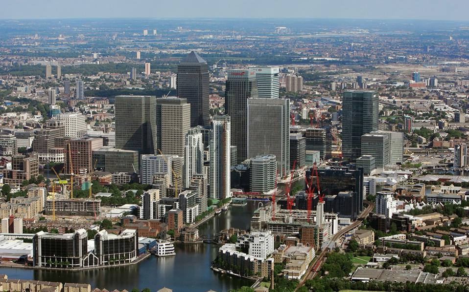 Σύμφωνα με τη μελέτη της PwC «Cities of Opportunity», το Λονδίνο κατέκτησε την πρώτη θέση διότι διαθέτει την υψηλότερη βαθμολογία σε ό,τι αφορά την οικονομική και κοινωνική «υγεία» των πόλεων. Επονται η Σιγκαπούρη, το Τορόντο, το Παρίσι και το Αμστερνταμ.