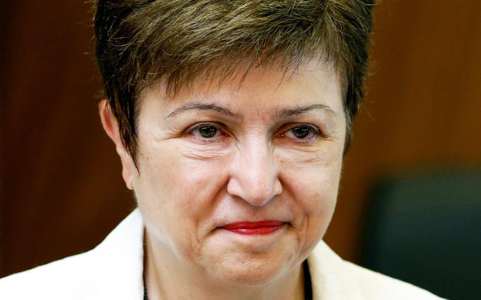 Η Κρισταλίνα Γκεοργκίεβα έχει συμπάθειες στο Βερολίνο, αλλά η Μόσχα είναι επιφυλακτική.