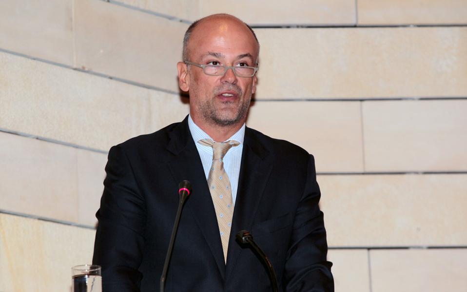 Ο πρόεδρος της Πανελλήνιας Ομοσπονδίας Ξενοδόχων και αντιπρόεδρος του Συνδέσμου Ελληνικών Τουριστικών Επιχειρήσεων κ. Γιάννης Ρέτσος.