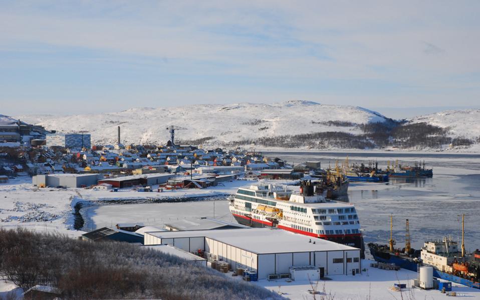 Το Kirkenes, στη Βόρεια Νορβηγία, έχει επιλεγεί από την Τριενάλε Αρχιτεκτονικής του Οσλο.