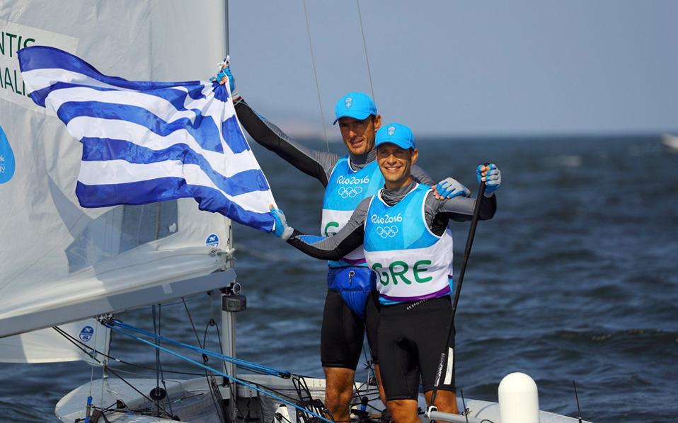 Οι Π. Μάντης και Π. Καγιαλής θα συμμετάσχουν στο «event», όπως και οι περισσότεροι από τους αθλητές μας που συμμετείχαν στο Ρίο.