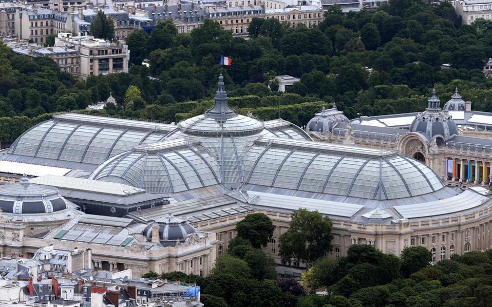 Το Γκραν Παλαί στο Παρίσι θα ανακαινιστεί πλήρως.