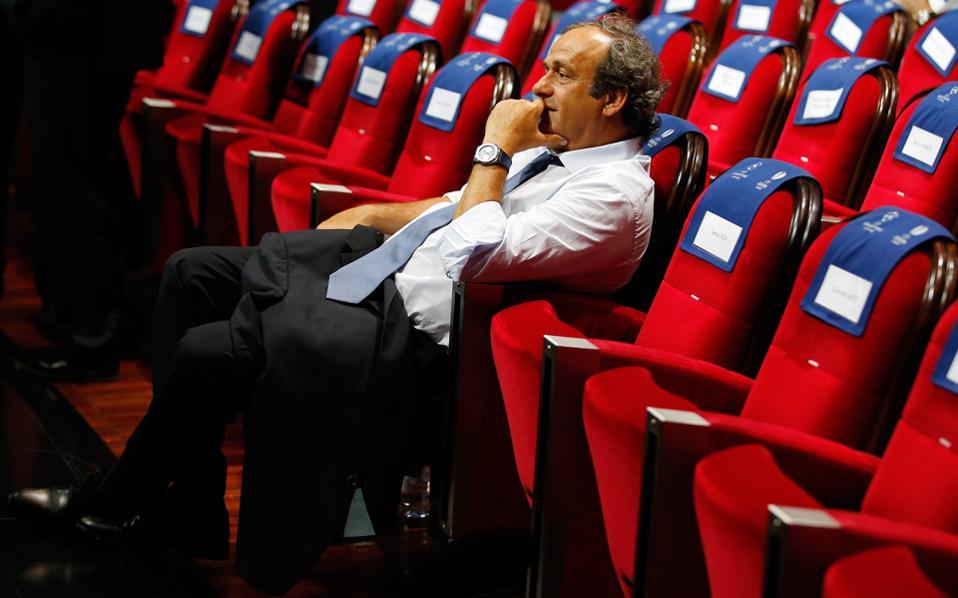 H UEFA θα εκλέξει την ερχόμενη Τετάρτη τον διάδοχο του Μισέλ Πλατινί και θέλει να κλείσει στο χρονοντούλαπο τους τελευταίους θυελλώδεις μήνες σκανδάλων και αμφισβήτησης.