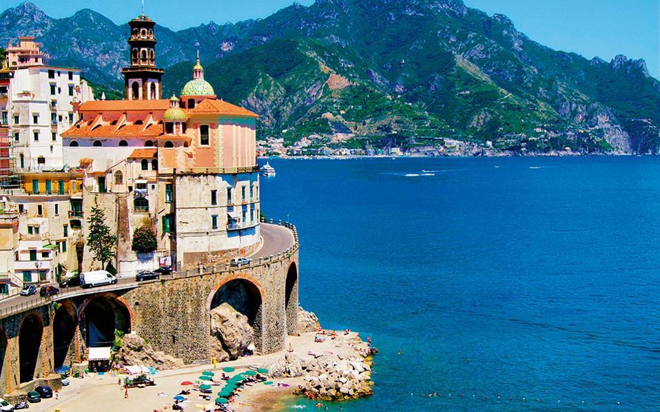 Amalfi, Ιταλία (Φωτογραφία: Shutterstock)