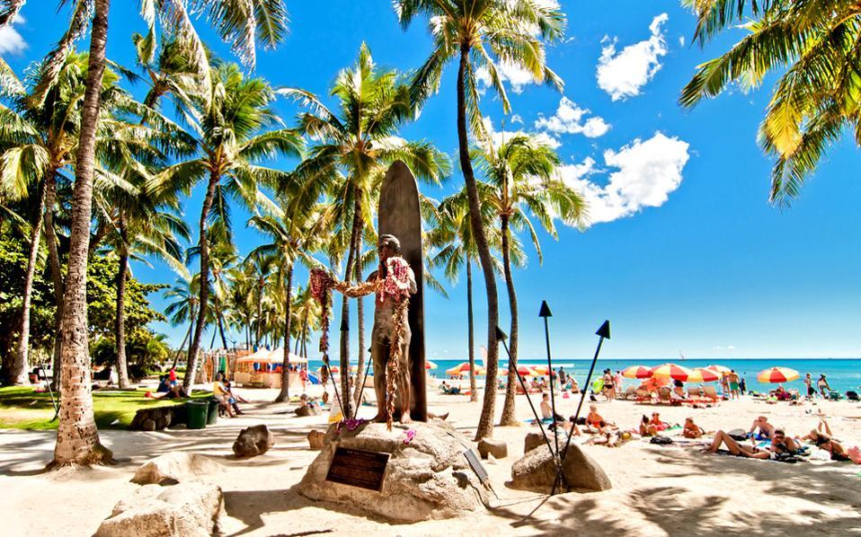 Waikiki, ΗΠΑ (Φωτογραφία: Shutterstock)