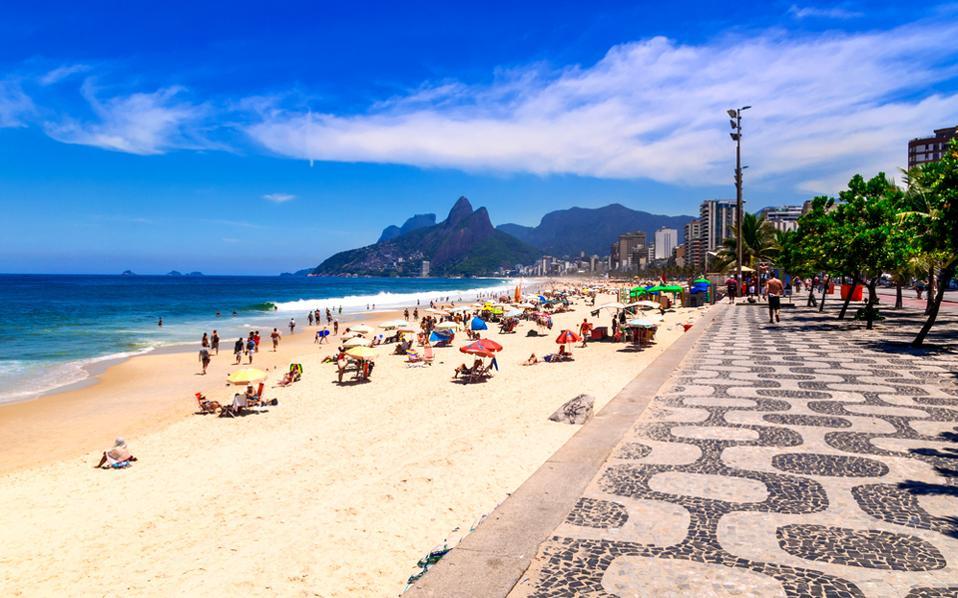 Ipanema, Βραζιλία (Φωτογραφία: Shutterstock)