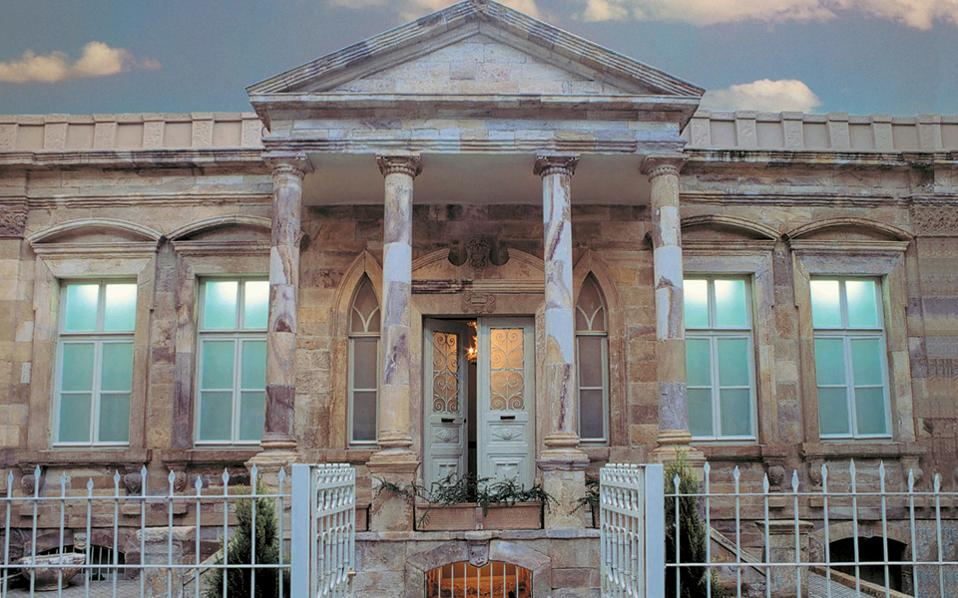 Η έδρα του μουσείου στην Αλεξανδρούπολη, ένα νεοκλασικό του 1899 που διασώθηκε από την κατεδάφιση. Κάποτε η πόλη είχε στον αστικό της ιστό πολλά θαυμάσια δείγματα αυτού του αρχιτεκτονικού ύφους.