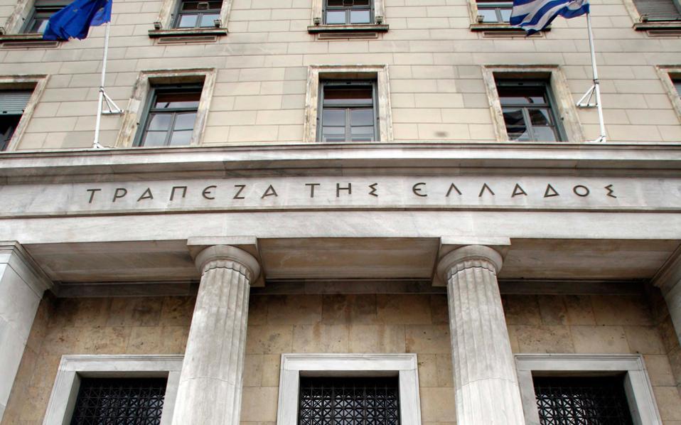 Η Ελλάδα θα παρουσιάσει το 2016 πρωτογενές πλεόνασμα 0,8% του ΑΕΠ, έναντι στόχου για 0,5% του ΑΕΠ και ύφεση 0,3% (ίδια με τον στόχο), ανέφερε ο επικεφαλής της ΤτΕ Γ. Στουρνάρας στη συνάντηση με τους θεσμούς.