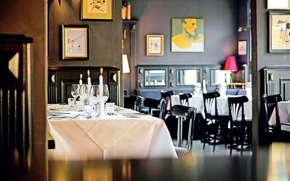 Στο Tucholsky's θα απολαύσετε εξαιρετική γερμανική κουζίνα, υπέροχα κοκτέιλ και απεριτίφ. (Φωτογραφία Klaus Lange)