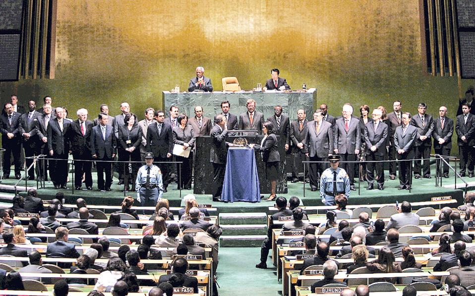 Φωτιά στα μέσα κοινωνικής δικτύωσης έχουν βάλει τα φιλοναζιστικά σχόλια του Λοκσίν, που διορίστηκε πρέσβης στον ΟΗΕ.