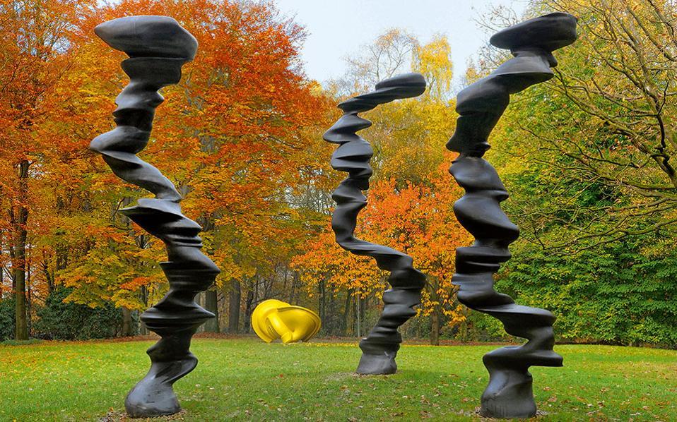 Skulpturenpark-Waldfrieden, Γερμανία